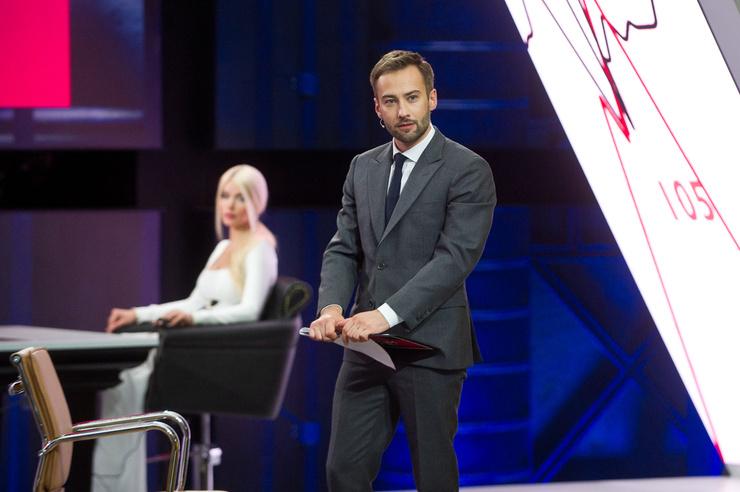 Уже два года Дмитрий Шепелев — бессменный ведущий шоу «На самом деле»