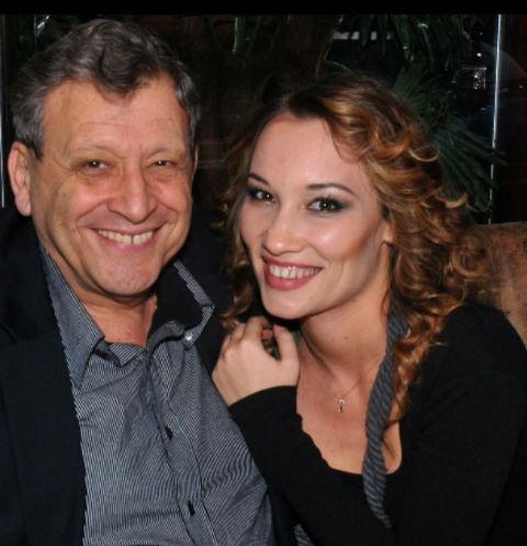 Борис Грачевский с третьей женой Екатериной