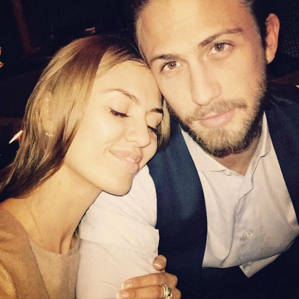 Виктория с мужем Алексом Смерфитом