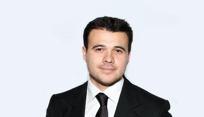 Эмин Агаларов показал подросшую дочь