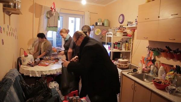 Кухня семьи