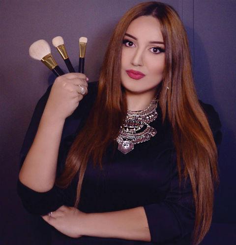Стилист-визажист Гоар Аветисян проведет мастер-класс