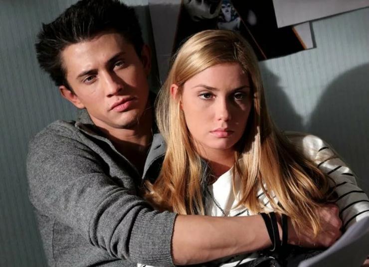 В сериале «Закрытая школа» знаменитости сыграли влюбленную пару