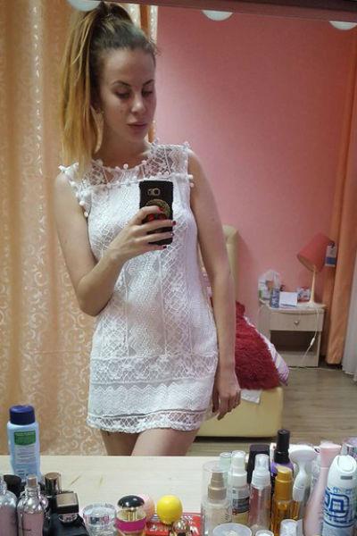 Ольга каждый день демонстрирует обновленное тело