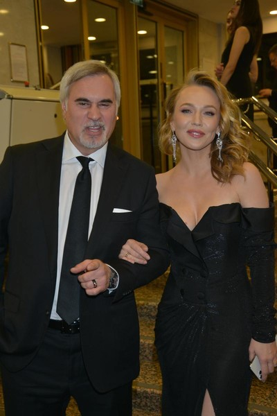 Меладзе и Джанабаева вместе уже почти 20 лет