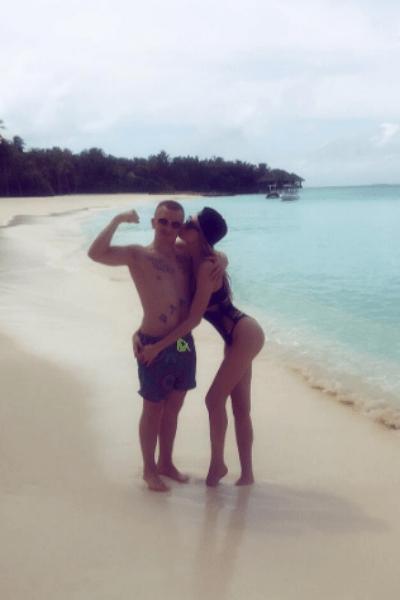 Романтический отдых Ханны и Пашу на Мальдивах