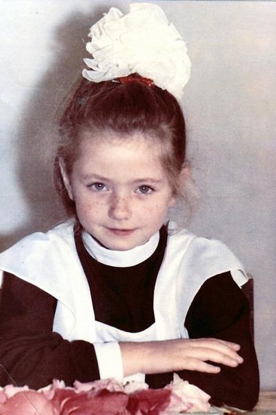 Лена Катина с детства занималась творчеством