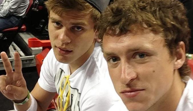 Павел Мамаев и Александр Кокорин покинули колонию