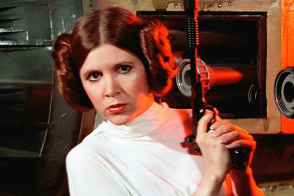 Роль в «Звездных войнах» принесла актрисе всемирную популярность