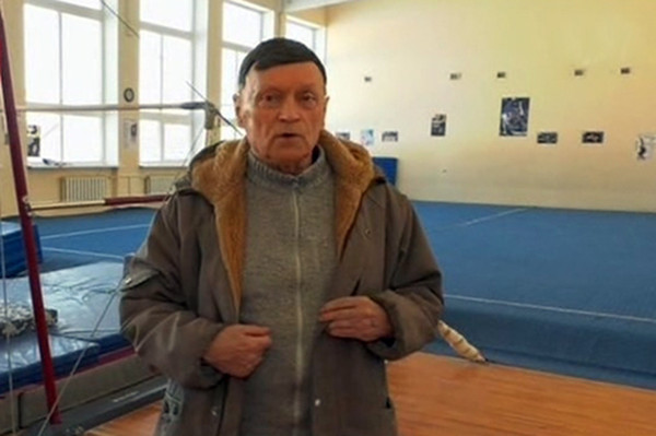 Выступление Ольги Корбут на телевидении подорвало здоровье тренера