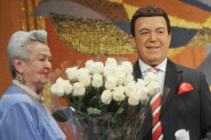Людмила Лядова была другом многих звезд