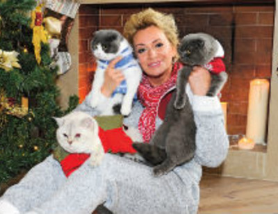 Наталия Гулькина: «Без кота и жизнь не та»