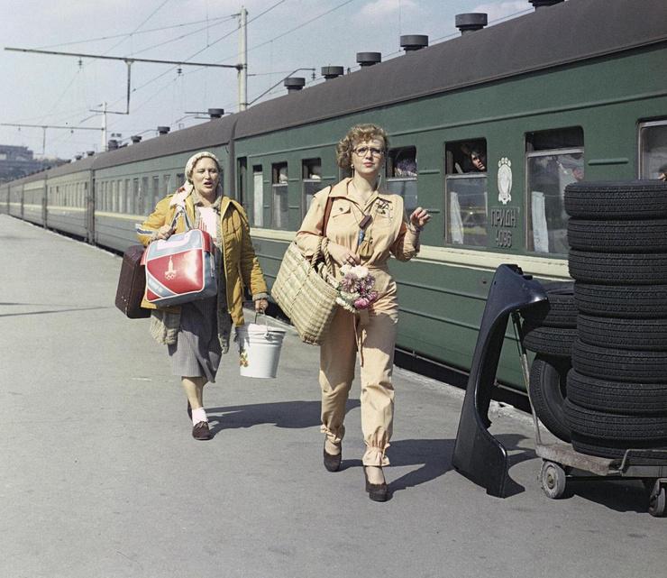 Кадр из фильма Никиты Михалкова.
