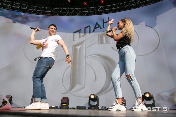Тимур Батрутдинов и Ольга Бузова представили шоу «План Б»