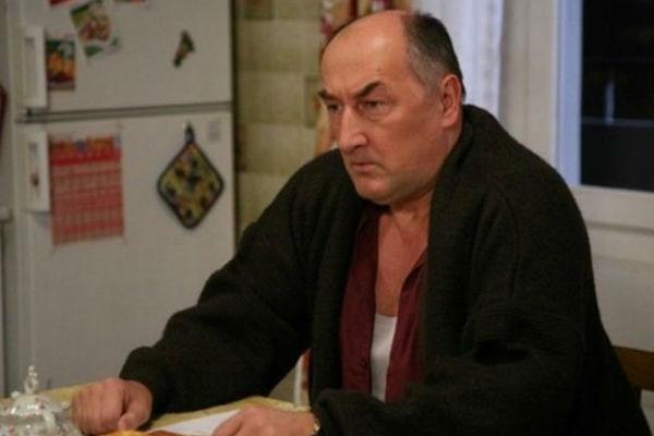 Борис Клюев играет в сериале «Воронины»