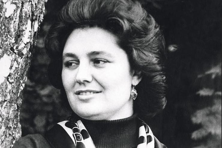 Наталья Литвиненко стала последней любовью актера