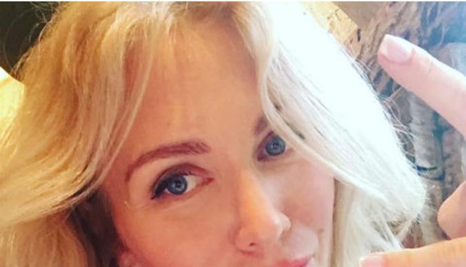 Беременная Екатерина Гордон удивила снимком в бикини