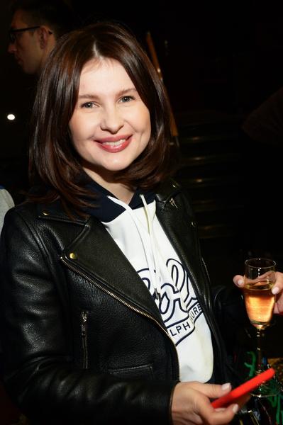 Анна Цуканова-Котт была близкой подругой Веденской