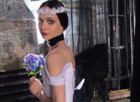 Балерина Диана Вишнева готовится к рождению ребенка