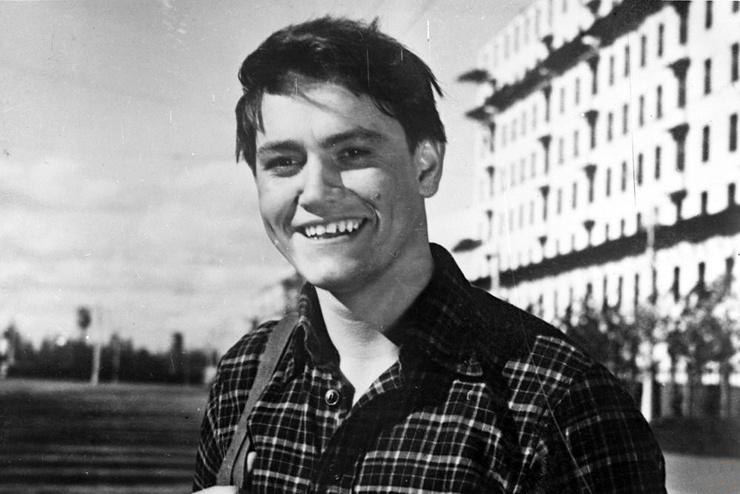 Владимир Земляникин прославился, сыграв в фильме Сережу Давыдова.