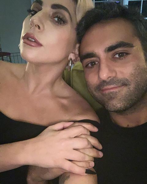 Леди Гага и Майкл Полански счастливы