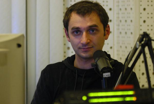 Александр Пряников работал и на телевидении, и на радио