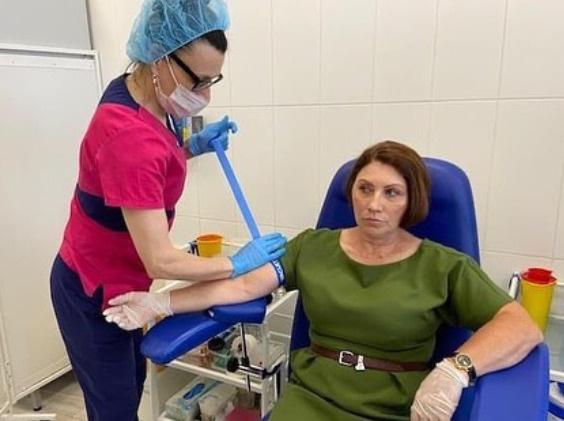 Сябитова призывает женщин внимательнее относиться к своему здоровью