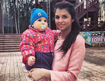 Алиана Гобозова забрала сына и ушла из «Дома-2»