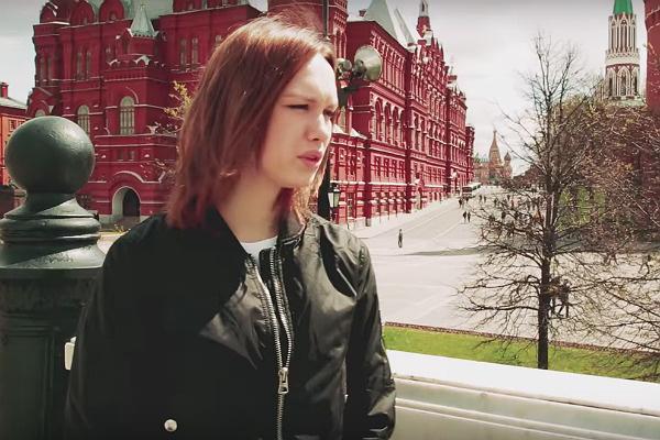 Диана Шурыгина привыкает к жизни в Москве