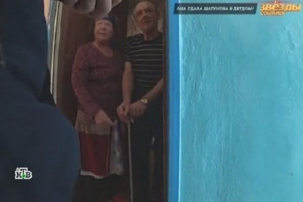 Отца Юрия Шатунова засняли впервые за долгие годы