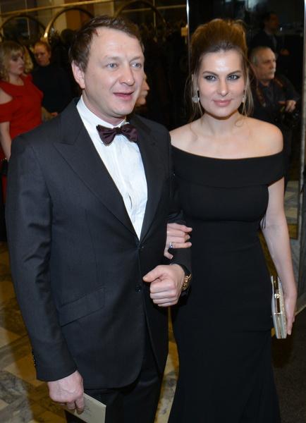 Марат Башаров и Елизавета Шевыркова были частыми гостями столичных вечеринок