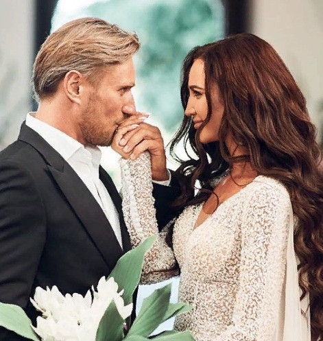 Денис Лебедев и Ольга Бузова