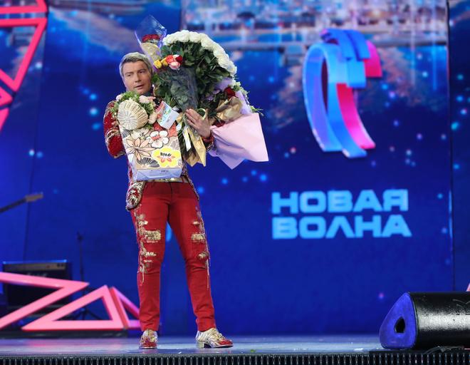 Николай Басков как всегда сорвал аплодисменты