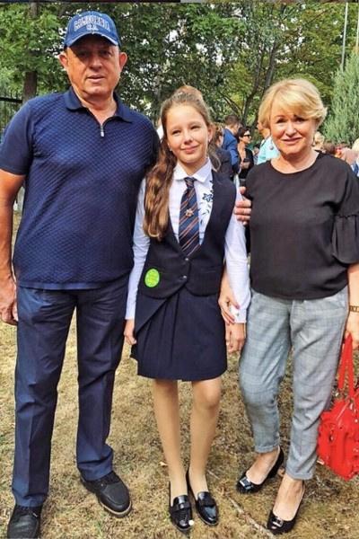Родители Юлии Началовой воспитывают внучку