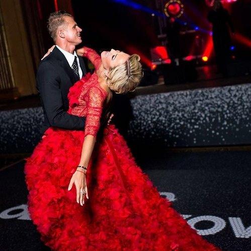 Поклонники считали Дмитрия и Ольгу очень красивой и гармоничной парой