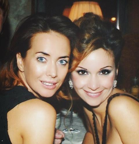 Ольга Орлова и Жанна Фриске были лучшими подругами