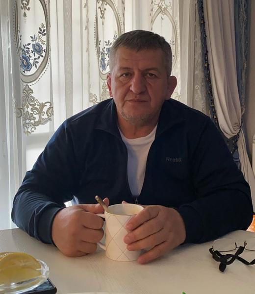 Нурмагомедов-старший находится в столичном госпитале