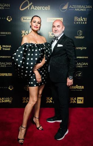 Сергей Кожевников с женой