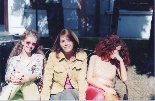 Изольда, Настя и Анна