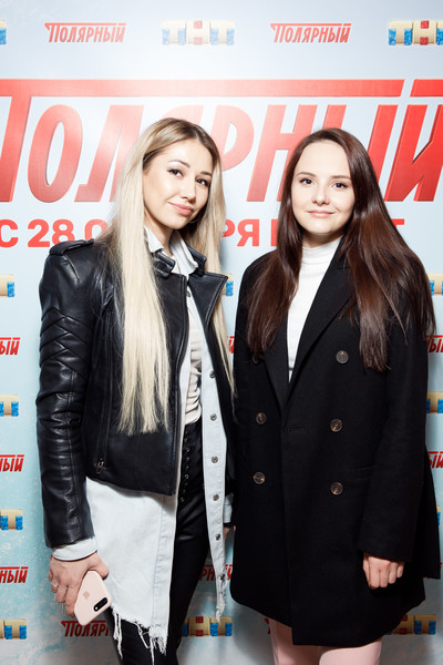Лера Козлова и Нюта Байдавлетова