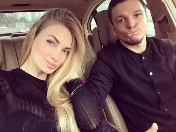 Евгения и Антон расстались из-за его измены с Викторией Романец