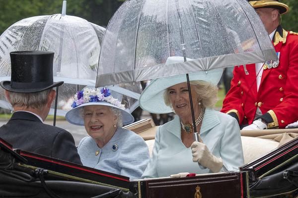 Вечная соперница принцессы Дианы: что члены королевской семьи думают о Камилле Паркер-Боулз