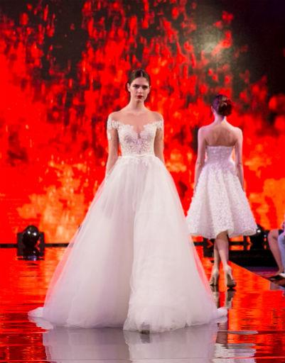 Платья Надежды Юсуповой мечтают заполучить многие звездные невесты