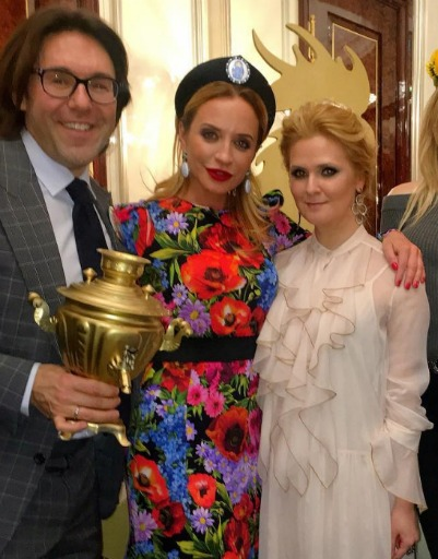 Андрей Малахов, Виктория Шелягова и Наталья Шкулева