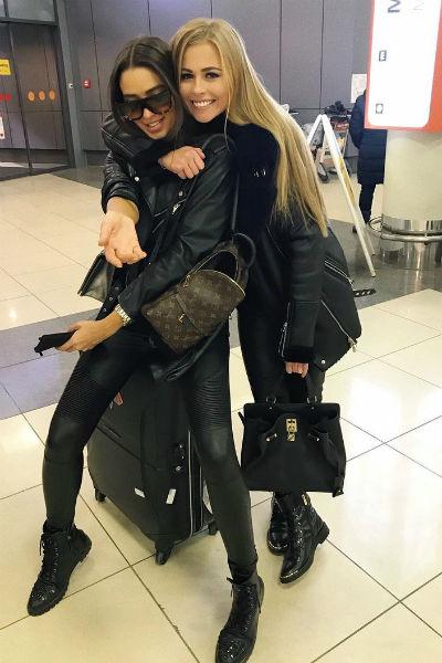 После проекта Смирнова близко дружила с Викторией Коротковой