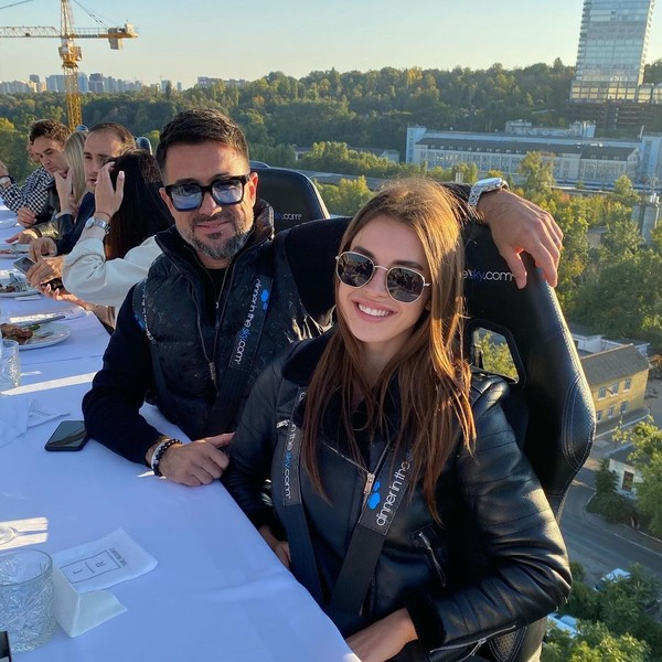 Мурат и Лилия вместе больше года