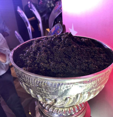 Тот самый Кубок, из которого угощались Александр и его близкие