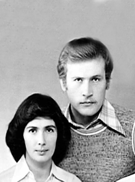 Брак с первой женой Мариной продлился почти 11 лет