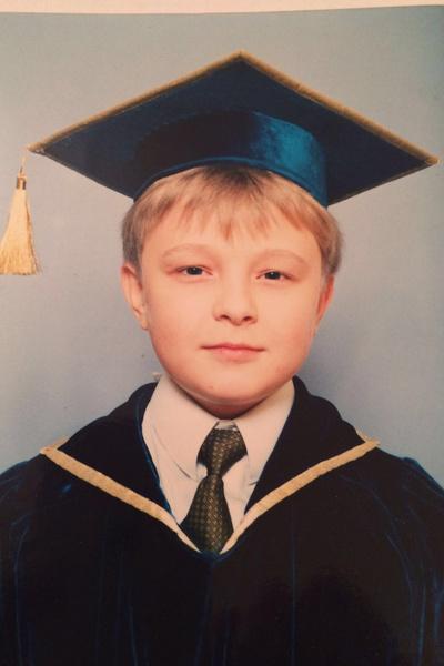 Егор Булаткин был очень разносторонним ребенком