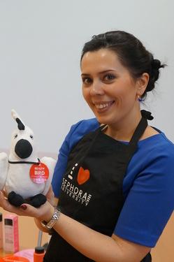 Ольга Стриганова, тренинг-менеджер SEPHORA в России